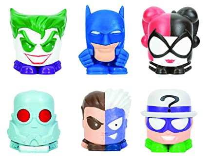 Batman Micro Lites Miniature Light Up Toy - 1 Random Mystery Pack
