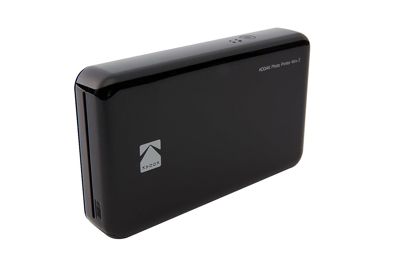 istantanea viola /Stampante fotografica Mini 2/HD Kodak/ senza fili e mobile con tecnologia di stampa brevettata 4Pass compatibile con iOS e Android