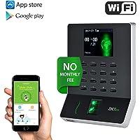WL20 Biométrico Fingerprint Time Attendance Terminal Reloj Reloj