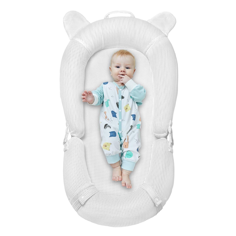 Mosebears Baby Lounger Newborn Lounger