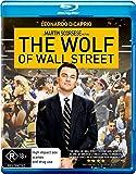 The Wolf of Wall Street   Leonardo DiCaprio   Martin Scorsese's   NON-USA Format   Region B Import - Australia