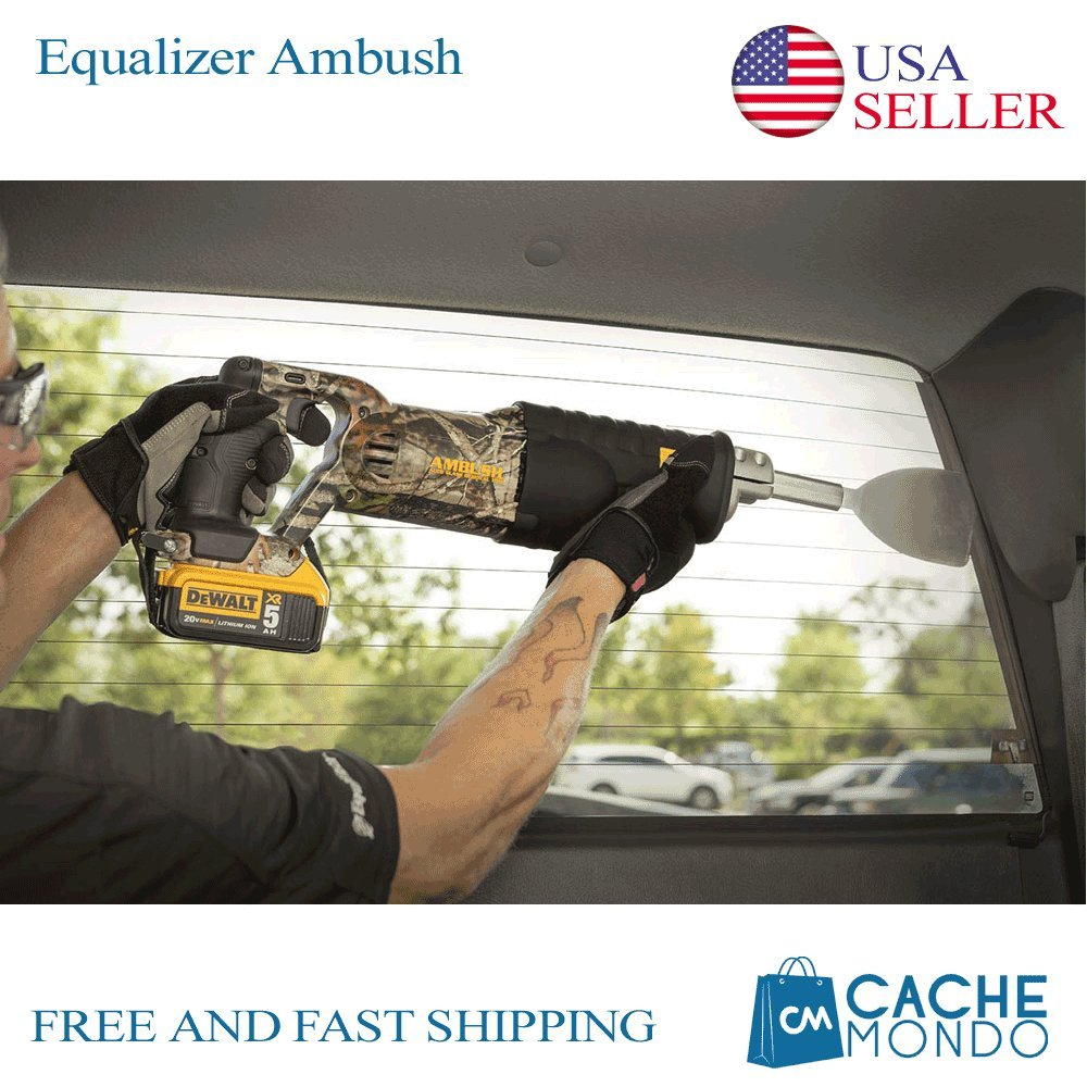 Equalizer Ambush ATV2012 - Auto Glass Replacement Kit by Equal-i-zer (Image #3)