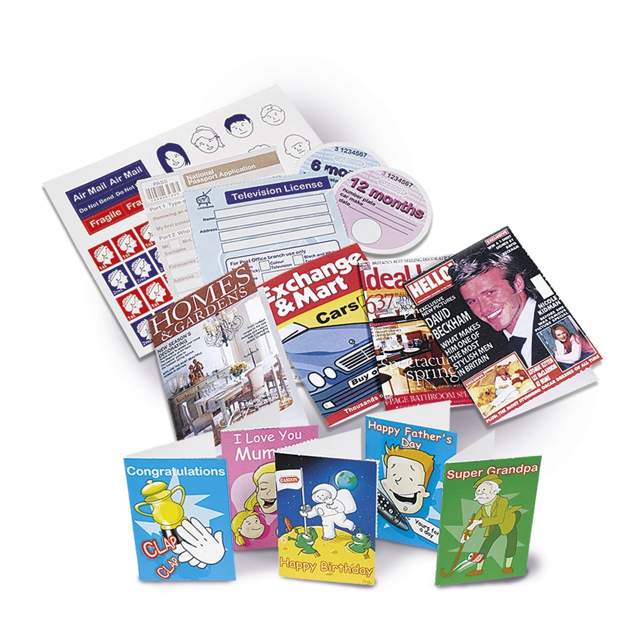 Casdon Post Office Set