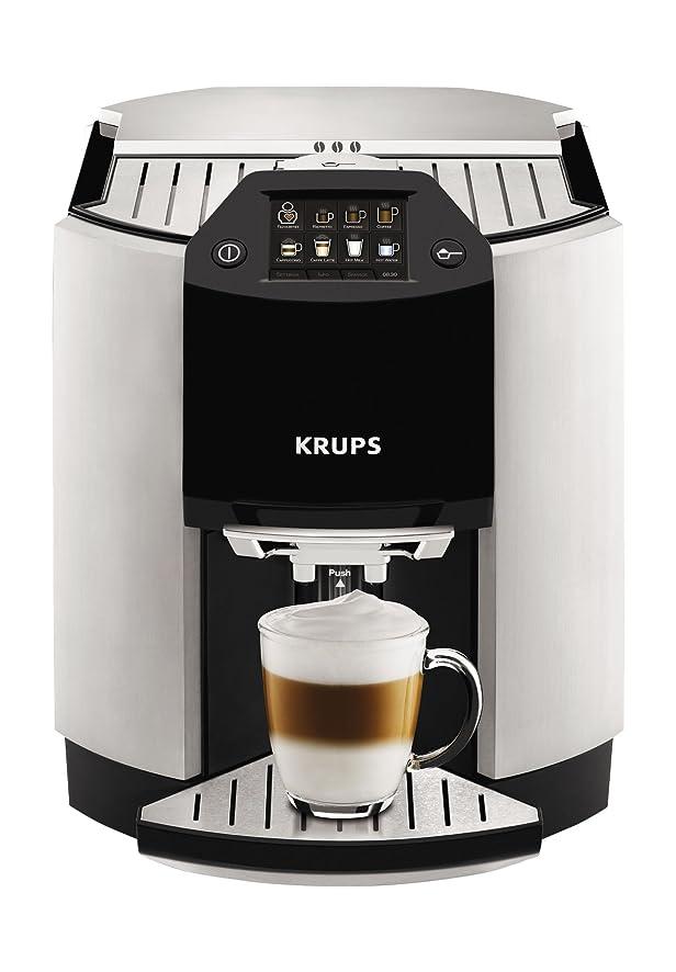 Amazon.com: KRUPS EA9010 Barista One Touch Cappuccino Super ...