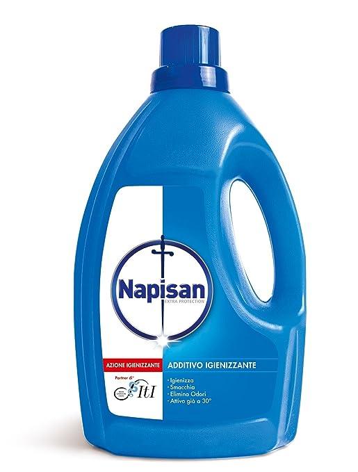88 opinioni per Napisan Igienizzante Liquido- 2 pezzi da 1200 ml [2400 ml]