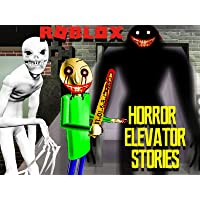 Clip: Roblox Horror Elevator Stories