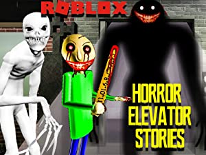 Roblox Movie To Watch List Watch Clip Roblox Horror Elevator Stories Prime Video