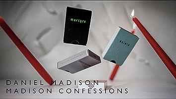 Ellusionist Cartas de Juego Confessions 3 Deck Set Ultra ...