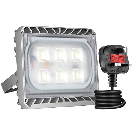 Gosun super bright 30w led floodlight cree smd5050 chips ip65 image unavailable workwithnaturefo