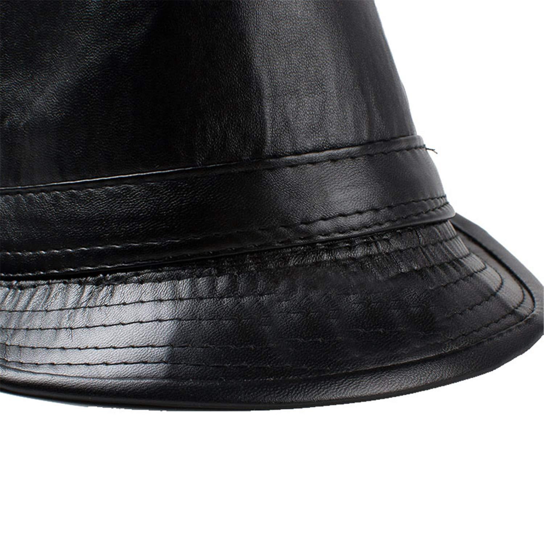Cookisn Mens Balck Chapeu Feminino Fedora Hat Gentleman Church Panama Hat