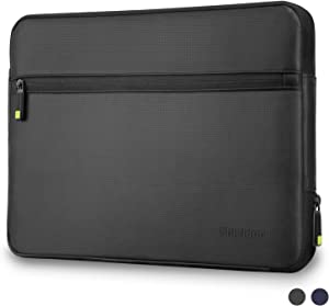 SHIELDON Laptop Sleeve for 13.3-Inch Computer Notebook Tablet iPad Tab, Water Resistant Bag Case Briefcase Compatible with 13