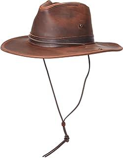 4bf251813ac4c6 Amazon.com : Henschel Hats Weekend Walker Hat, Brown, Large : Cowboy ...