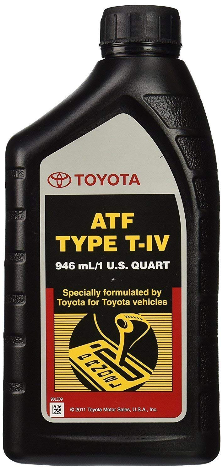 Toyota Genuine Lexus ATF Type T-IV Automatic Transmission Fluid OEM 6 Quart Type-4 ATF (6)