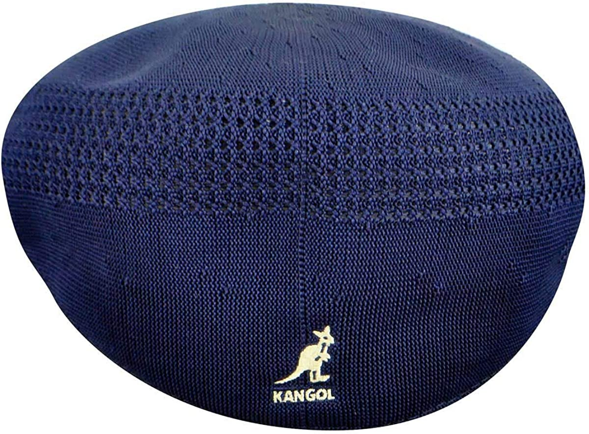 62 blau marineblau Kangol Headwear Tropic Ventair 504 Schirmm/ütze Gr