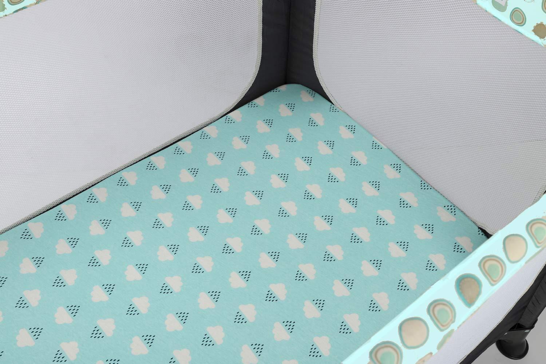 Ultra Soft Snug Fit on Standard Infant Nursing Pillows Onacosht Nursing Pillow Cover 100/% Cotton 2 Pack for Breastfeeding Mom Elephant Whale Pattern