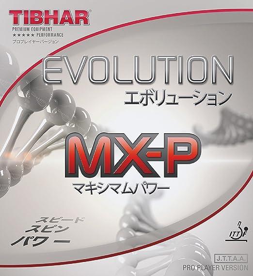 TIBHAR Evolution Rubber - Best Offensive Table Tennis Rubber