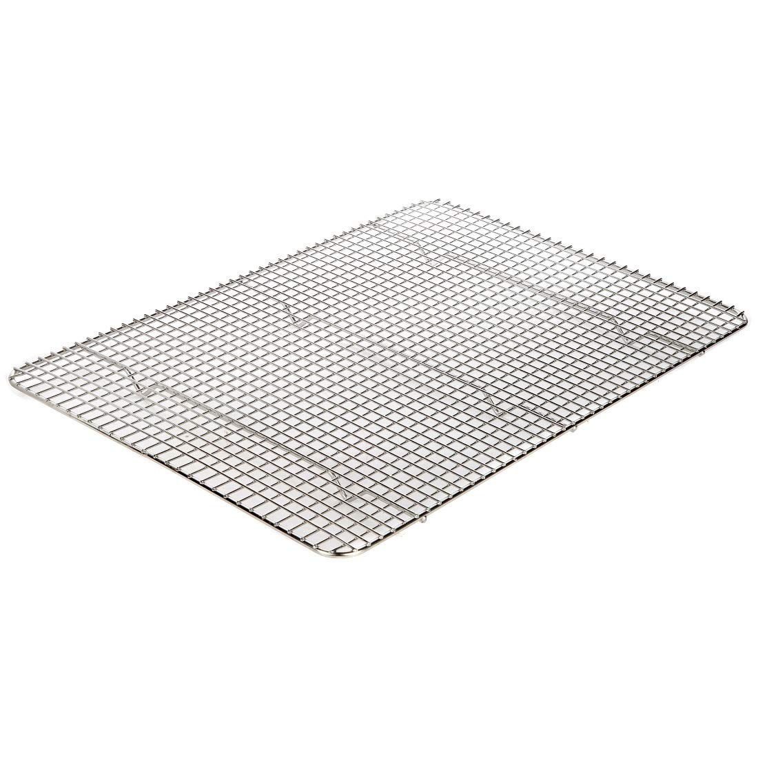 Lily S Home Cooling Rack Baking Rack Heavy Duty 100 Stainless Steel Oven Safe 15 X 10 Inch Kitchen Dining Dprd Tasikmalayakab Go Id