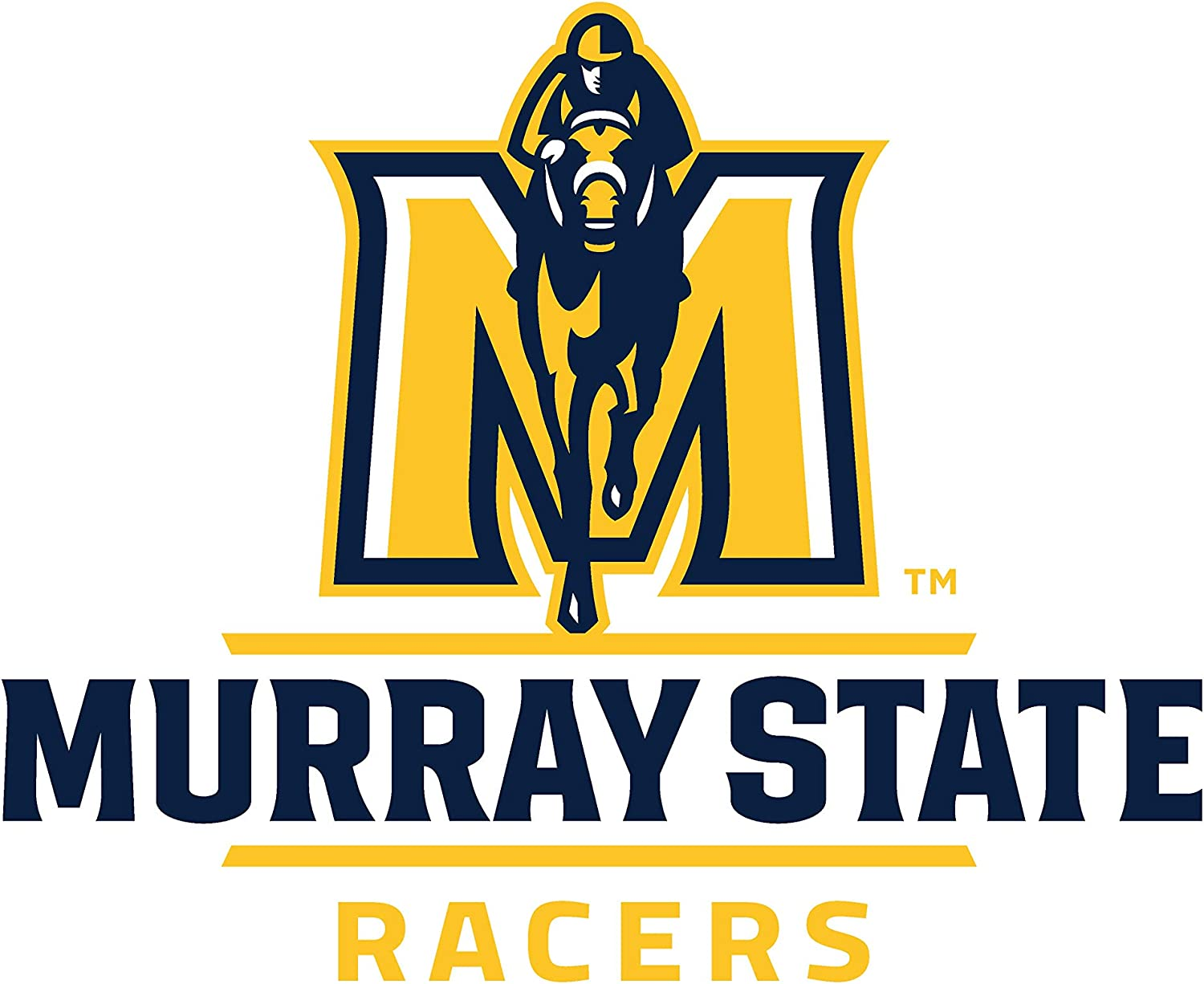 NCAA Murray State Racers PPMUR038 WHT G.A.3001T 2T