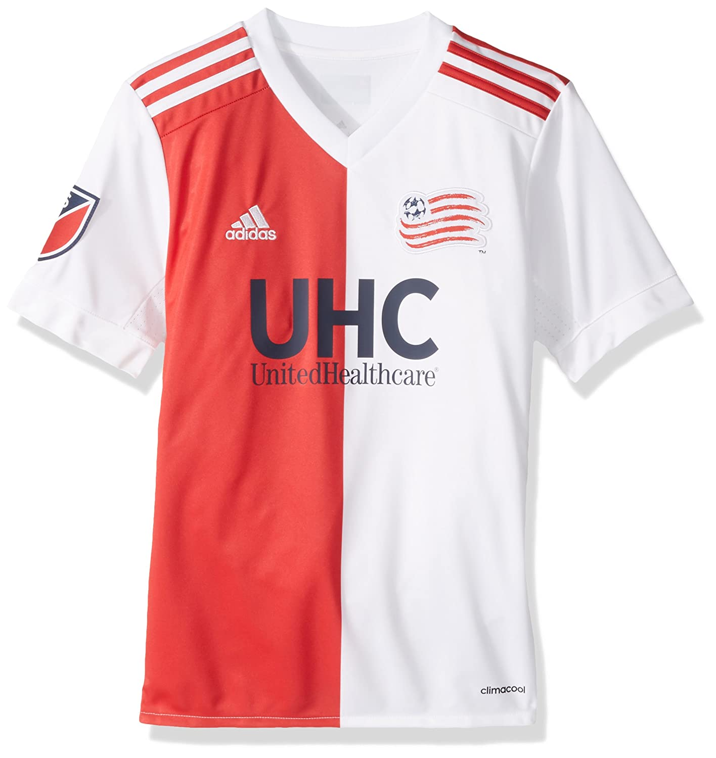 026c531cb2e Amazon.com : MLS teen-boys Youth Replica Wordmark S/S Jersey : Sports &  Outdoors