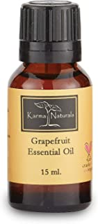product image for Karma Organic Essential Therapeutic Grade Pure Essential Oil (15ml) (Grapefruit)
