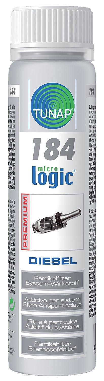 TUNAP –  184 micrologic Feinstaubfilter Diesel System Zutat 100 ml