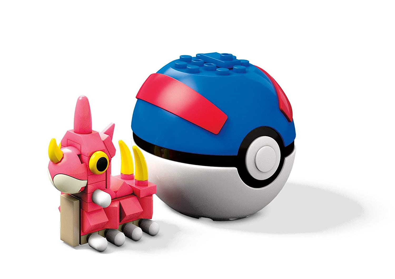 Mega Construx Pokemon Wurmple