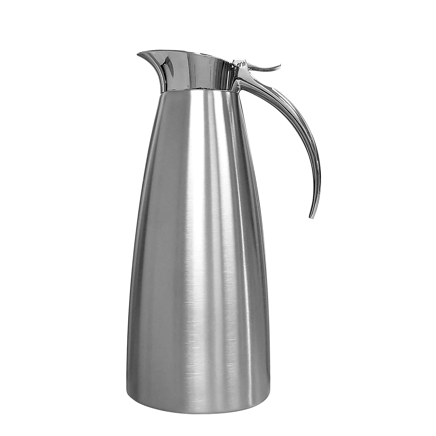 Brushed//Polished BISS Frieling USA Pack of 6 Frieling USA E502489D17-6 Elina Stainless Steel Insulated Server