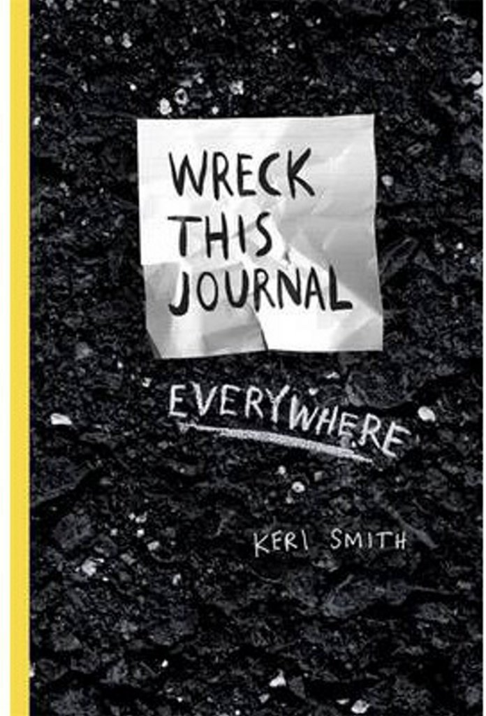 Download Wreck This Journal Everywhere pdf