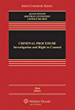 Criminal Procedure: Investigation and Right to Counsel (Aspen Casebook)