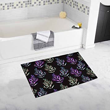 Amazon Com Interestprint Floral With The Green Brown Bright