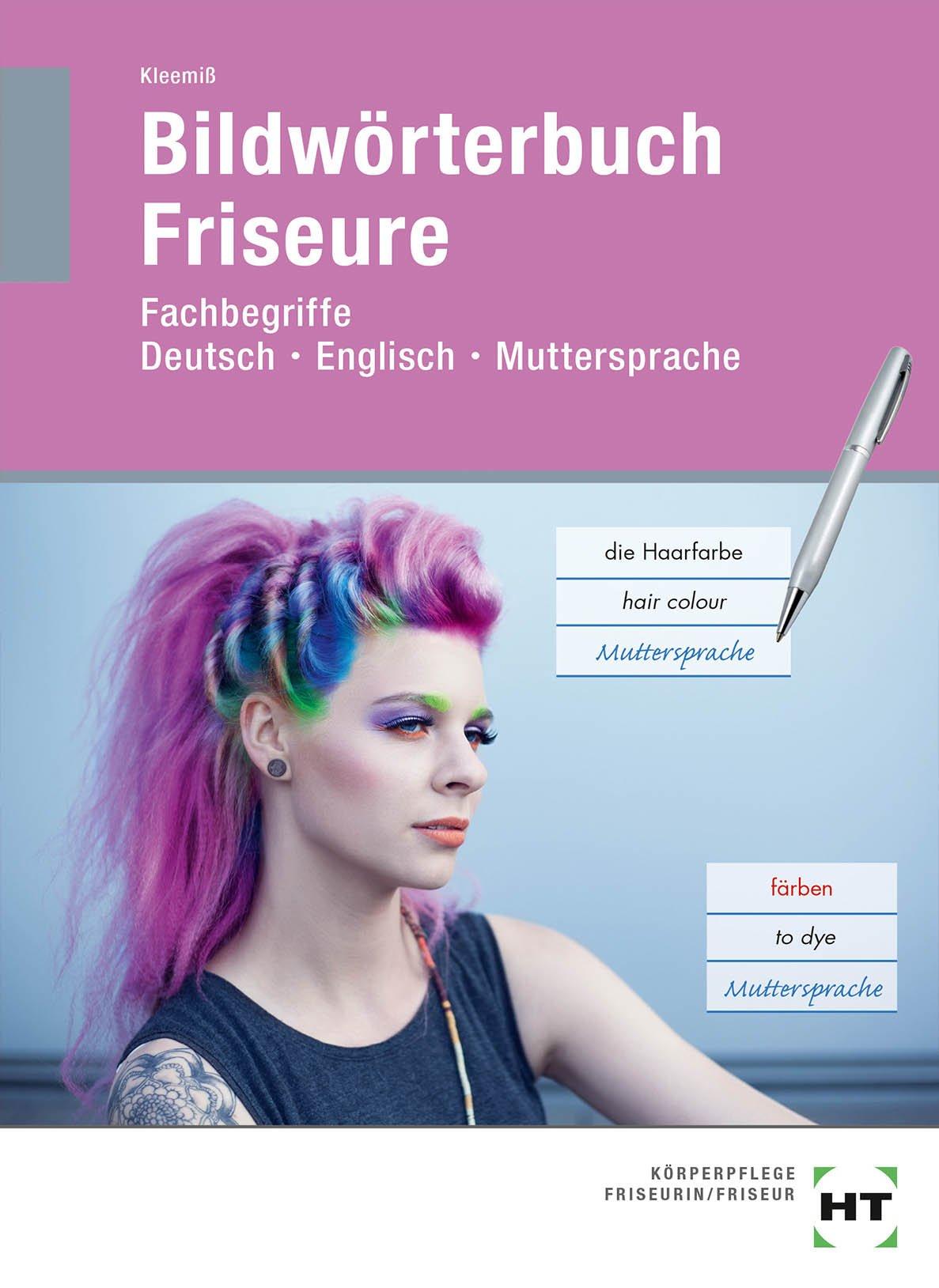 Englisch Friseur