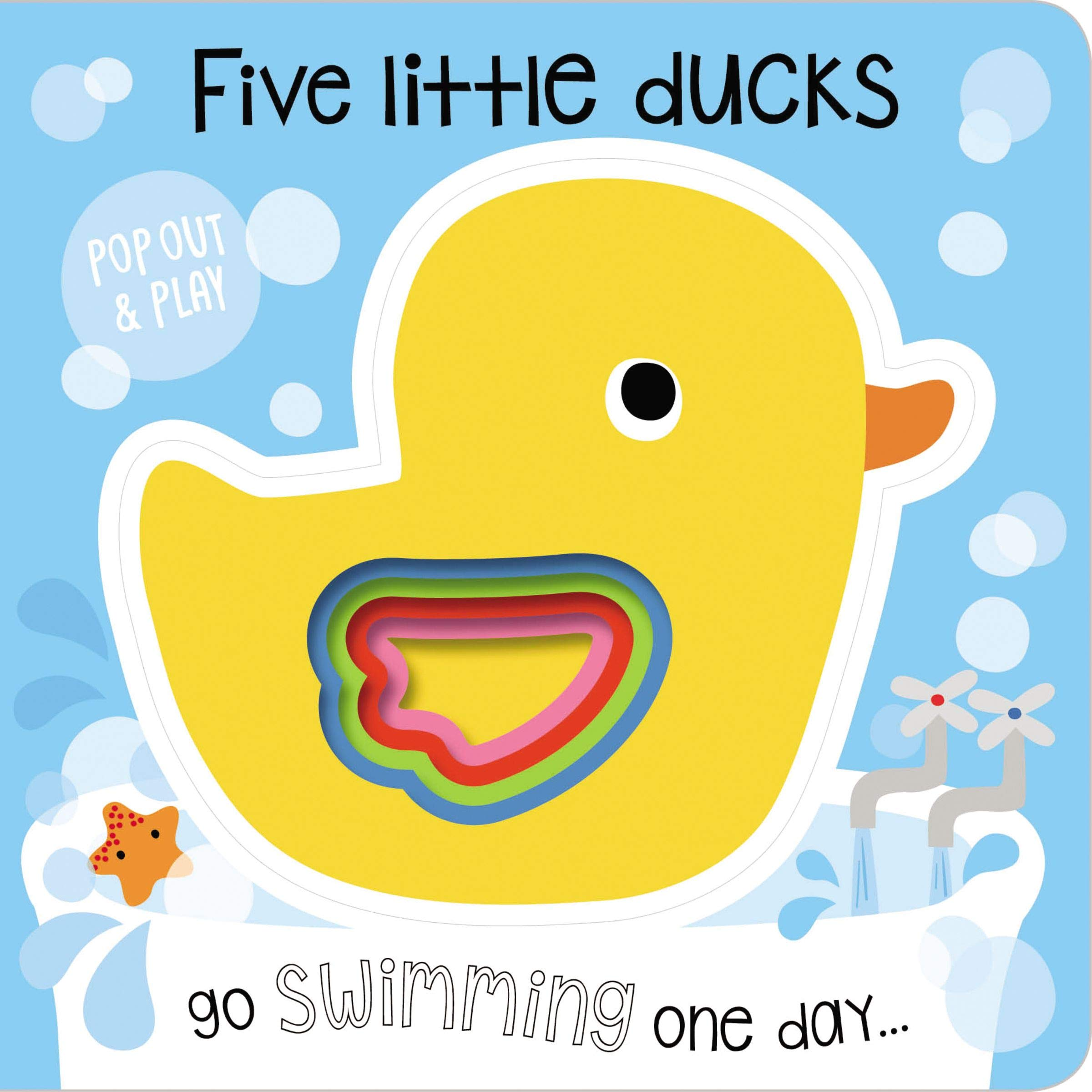 Download Pop-Out and Play Five Little Ducks pdf