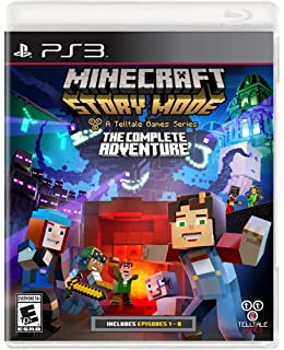 Amazoncom Minecraft PlayStation Sony Interactive Entertai - Minecraft ps3 spiele