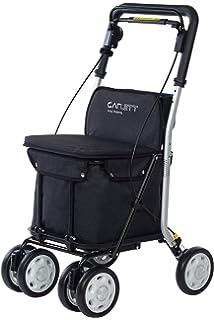 Carlett Lett 800 Carro de Compras, Aluminio, Azul Oscuro ...