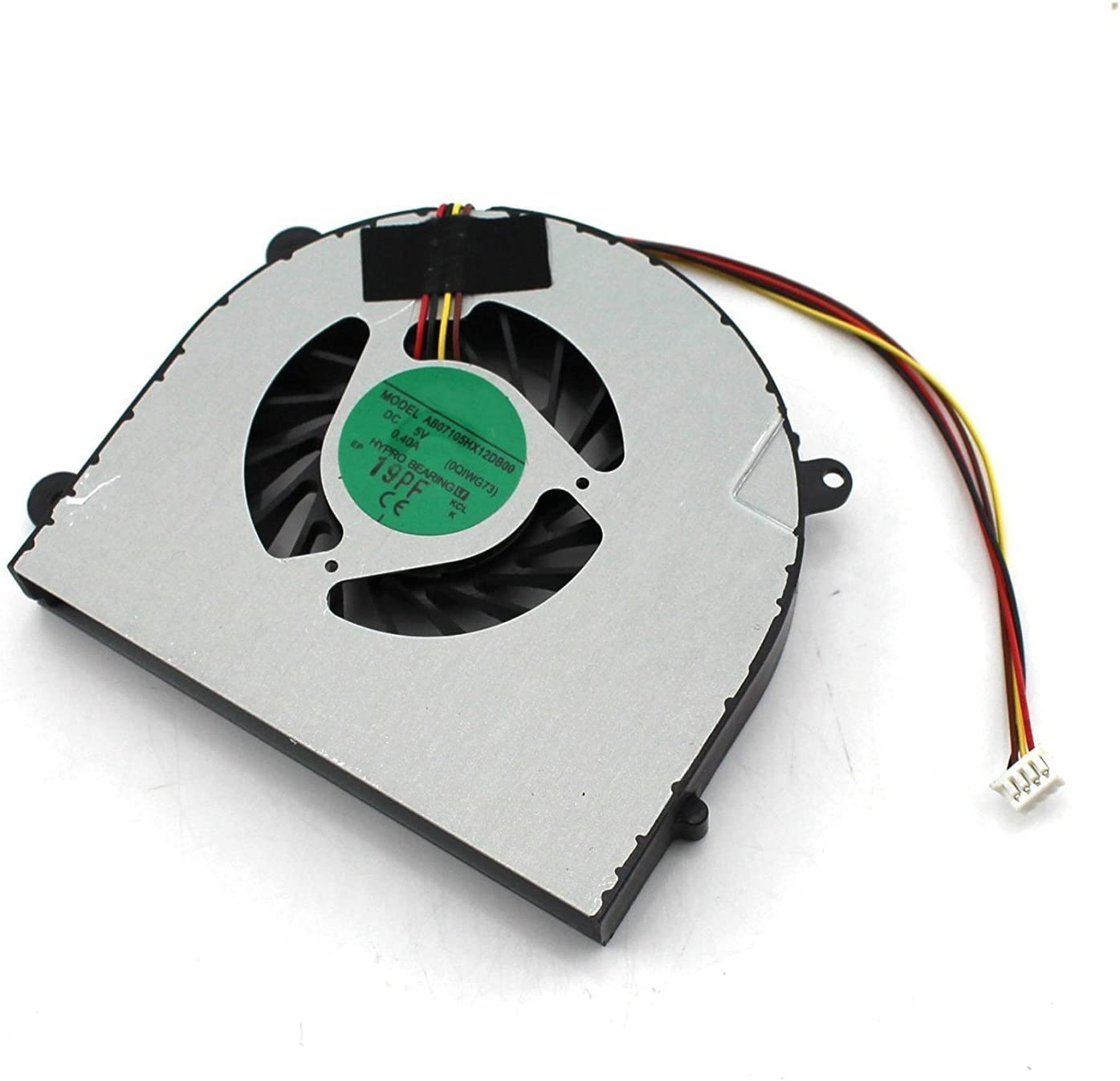 iiFix New CPU Cooling Fan Cooler For Lenovo Ideapad G770 G780 G770A G780A, P/N:DC28000AIA0
