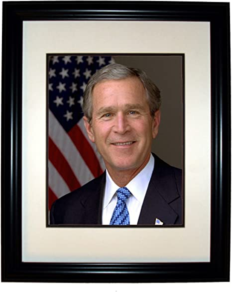 GEORGE W BUSH UNITED STATES PRESIDENT 8x10 PICTURE