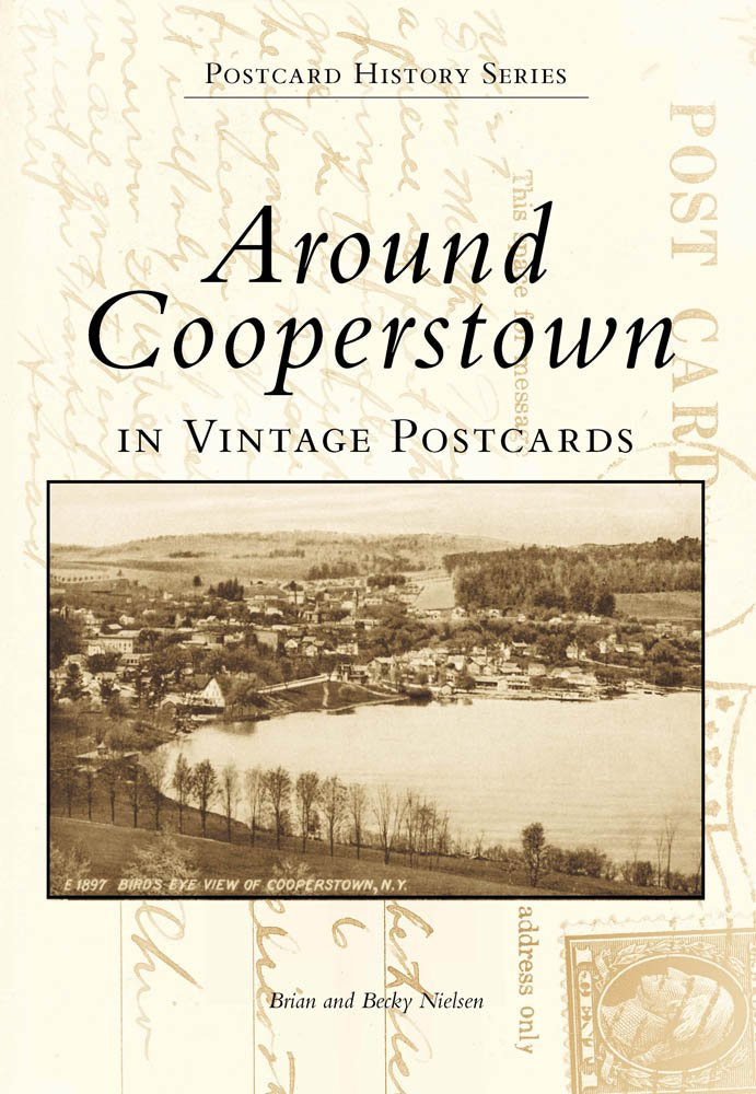 Read Online Around Cooperstown (NY)  (Postcard History) ebook