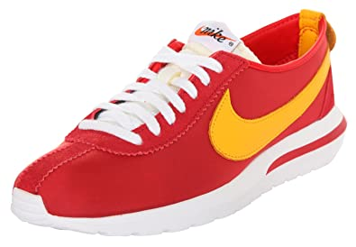 NIKE Roshe Cortez NM Mens Running Trainers 823299 Sneakers Shoes (US 10,  University Red