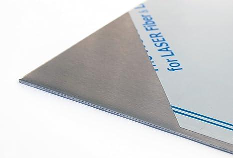 Aluminium 2,00 mm x 1000 mm Blechstreifen Zuschnitt Platte Breite frei wählbar