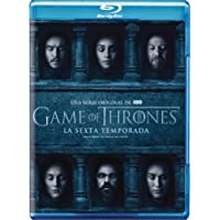 Game of Thrones: Temporada 6 (BD) [Blu-ray]