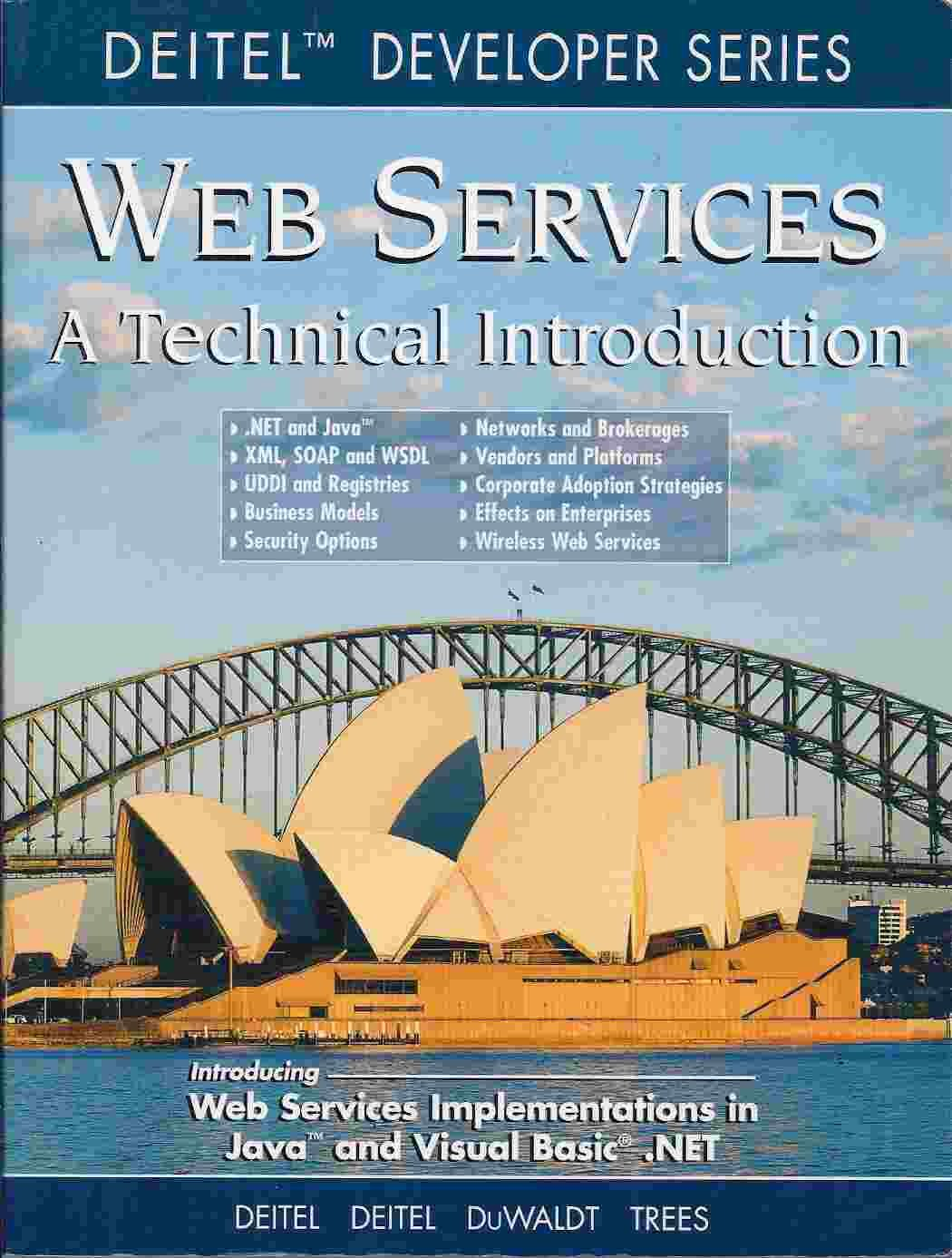 Web Services : Technical Introduction