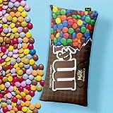Almofada Candy Chocolate M&M's 36 x 18cm Yaay.
