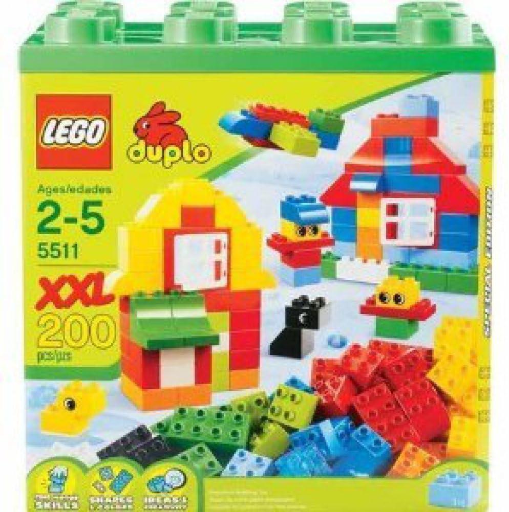 LEGO Duplo 5511 XXL Box by LEGO: Amazon.es: Juguetes y juegos