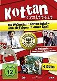 Kottan ermittelt – Alle 19 Folgen in einer Box (4 DVDs)