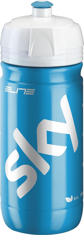 Elite Corsa Team - Bidón de Ciclismo, Biodegradable, 550 ml ...
