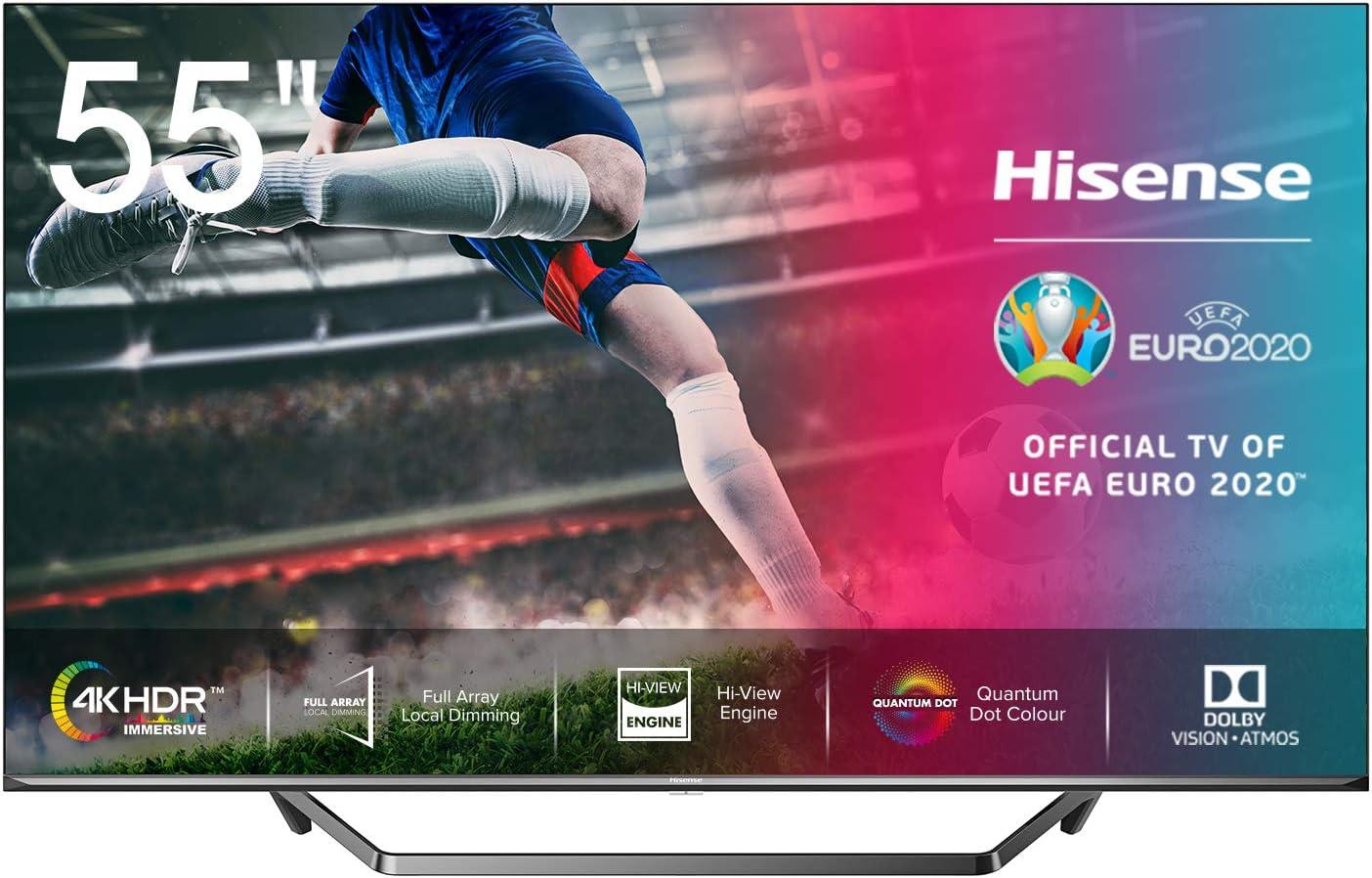 Hisense ULED 2020 55U71QF - Smart TV 55