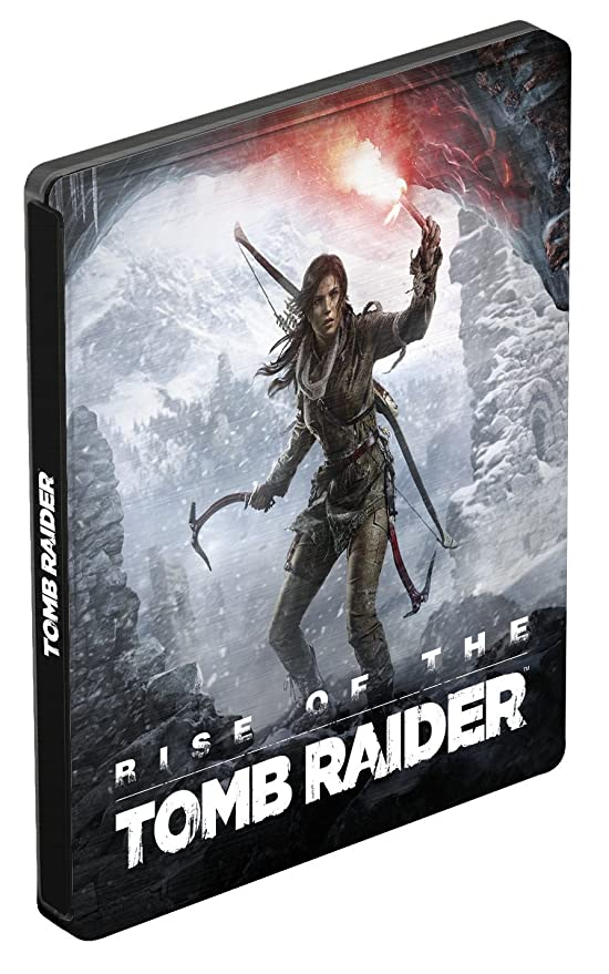 Microsoft XB1 Rise of the Tomb Raider: Amazon.es: Videojuegos