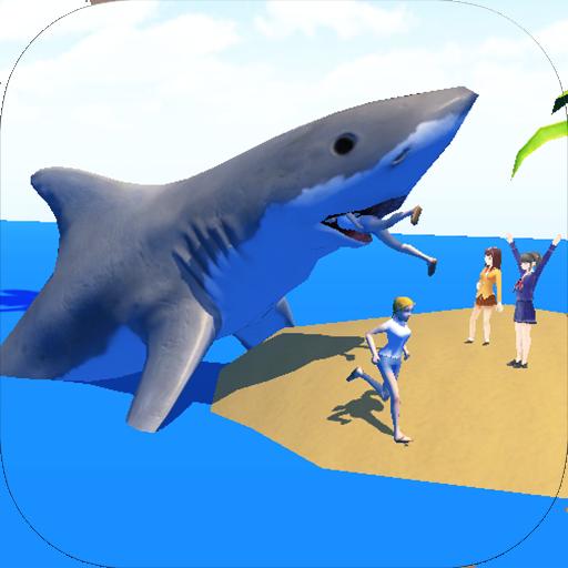 Shark Simulator Unlimited - Shark Africa Attack