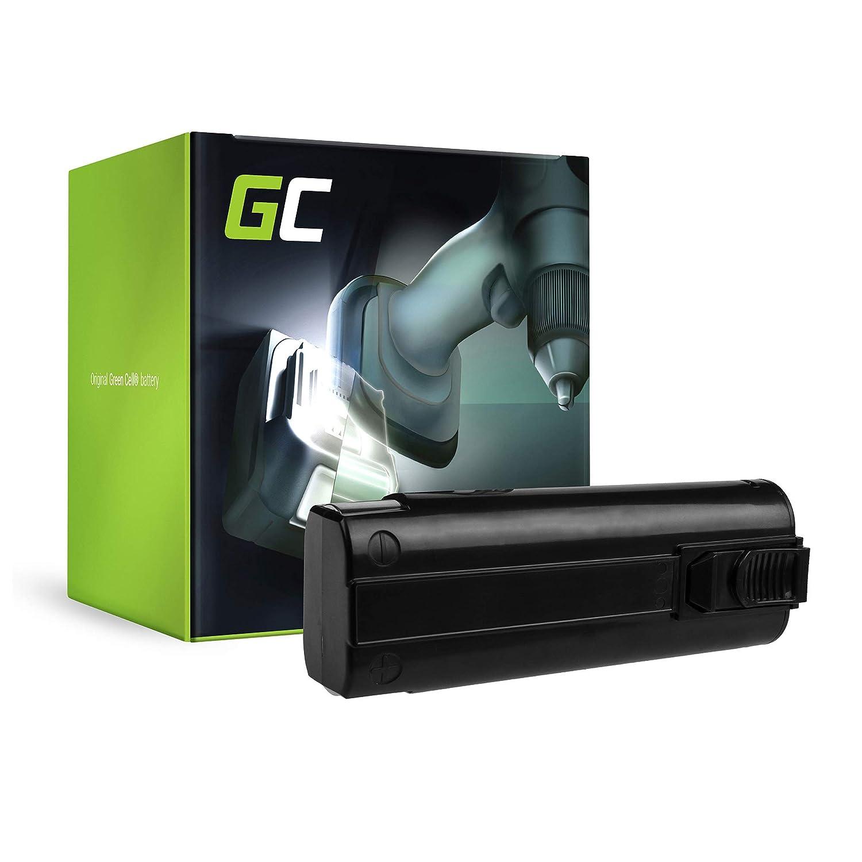 Green Cell/® Batterie pour Outillage /électroportatif Paslode IM350 Ni-MH cellules 3.3Ah 6V