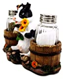 Ebros Gift Lovely Sunflower Cow With Old Country